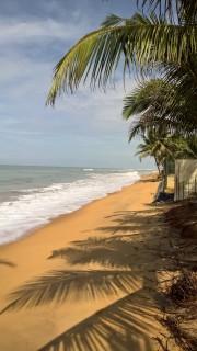 direkt angrenzender Strand