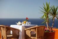 Frühstück wie im Paradies ...