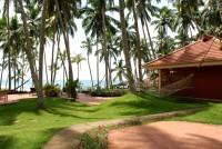 Coconut Bay Beach Resort - Indien - Gartenblick