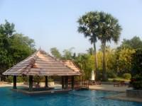 Poovar Island Resort Pool