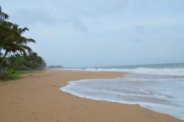 Strand vor Hiru Mudra Induruwa