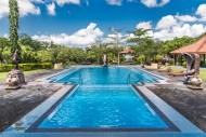 Ayurveda Paradise Maho mit großzügigem Pool