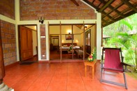 Nattika Beach Ayurveda Resort Deluxe Twin Villa Frontrow