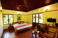 Nattika Beach Ayurveda Resort Deluxe Villa