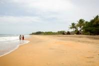 Strand Nattika Beach Ayurveda Resort Indien