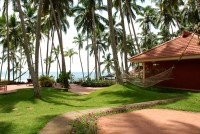 Coconut Bay Beach Resort - Indien - Gartenblick
