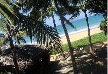 Strand direkt vor Aida Induruwa Sri Lanka