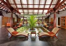 Poovar Island Resort Ayurveda Zentrum
