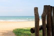 ANANDA Ayurveda Resort in Sri Lanka mit direkter Strandlage für ausgedehnte Spaziergänge