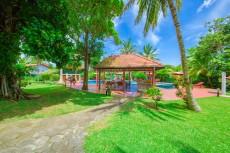 Lawrence Hill Paradise Ayurveda in Sri Lanka