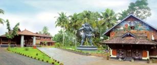 Athreya Ayurveda Kurklinik Eingang