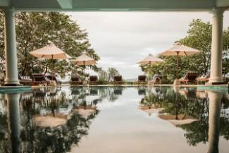Thaulle Ayurveda Resort im Süden Sri Lankas