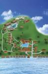Poovar Island Lageplan